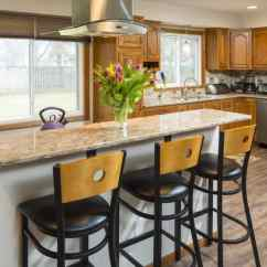 Best Kitchen Island Wine Cabinet Types Of Islands Angie S List What Type Is For You