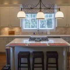 Kitchen Island And Table Mosaic Backsplash Consider A Angie S List
