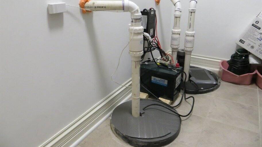 Sump Pump Noise Reduction
