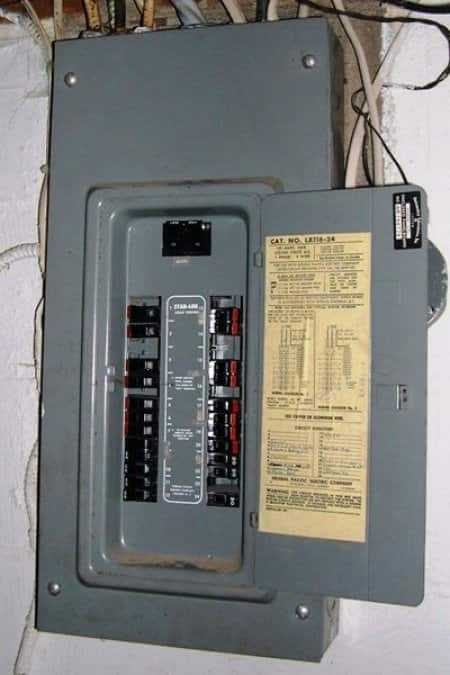 Electrical Circuit Breaker Panel Box Furthermore Sub Panel Wiring