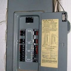 Wiring A Breaker Box Diagram Delco Remy Alternator 3 Wire Old 30 Amp Fuse Data Home Circuit Older Boxes