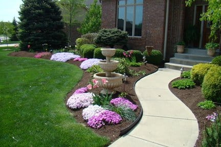 types of landscaping mulch