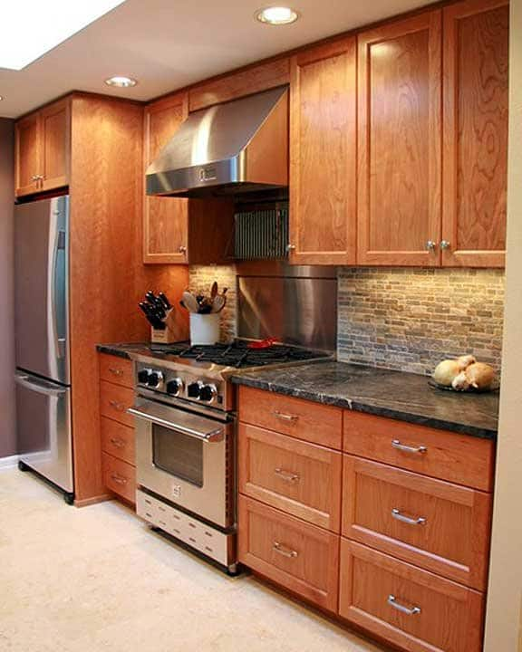 Photos Types of kitchen cabinets  Angies List