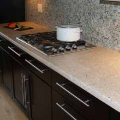 Kitchen Tabletops Contemporary Faucets The Pros And Cons Of Concrete Countertops Angie S List Countertop