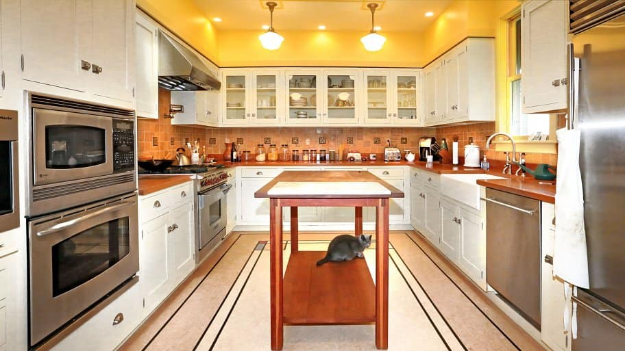 kitchen remodel pictures metal table sets remodeling angie s list