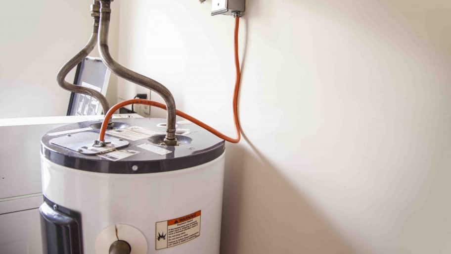 Can You Lay A Gas Water Heater Down For Transport