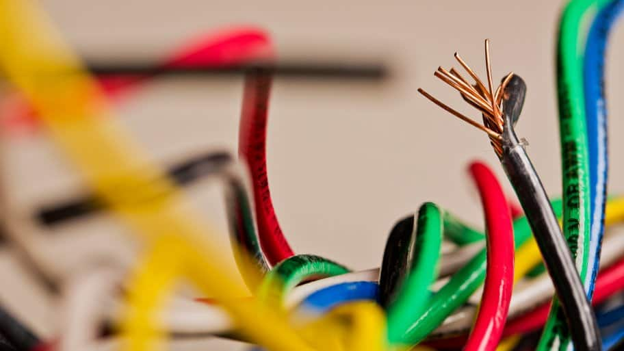What do electrical wire color codes mean jumble of colored wires also angie   list rh angieslist