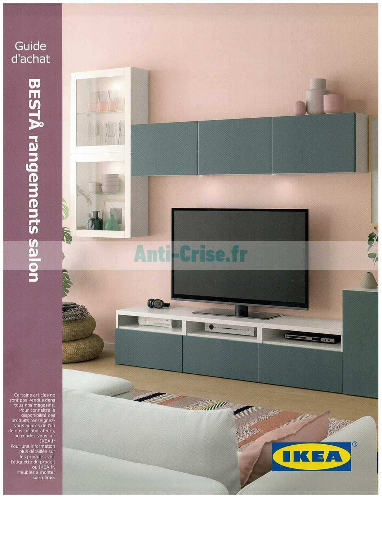Meuble Tv Besta Boas Ikea