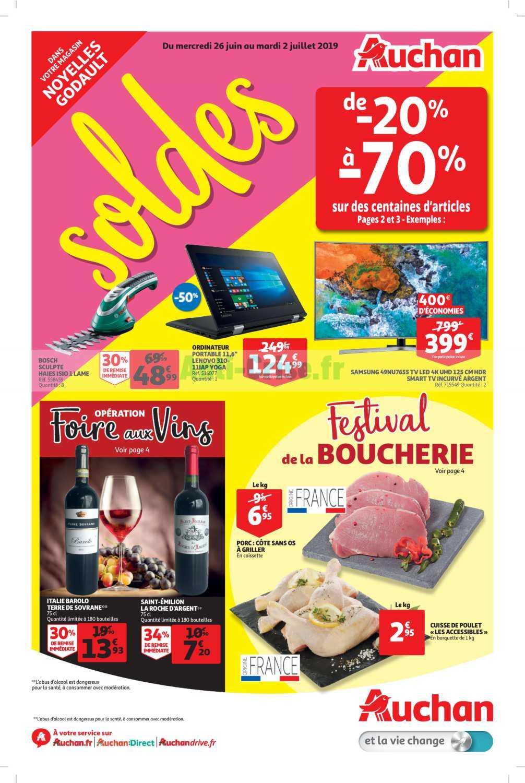 Catalogue Auchan 26 Juin 2019 : catalogue, auchan, AUCHAN, LOCAL, Nouveau, Catalogue, Juillet, Disponible!, Nouvelles, Promos
