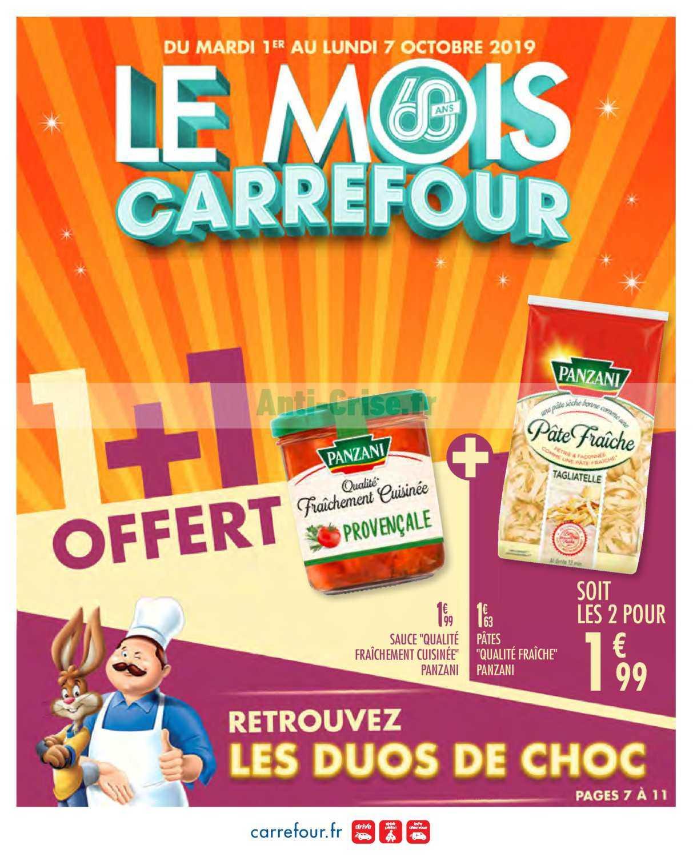 Carrefour Catalogue Octobre 2019 : carrefour, catalogue, octobre, CARREFOUR, Nouveau, Catalogue, Octobre, Disponible!, économisez, Grâce, Promos, Catalogue.