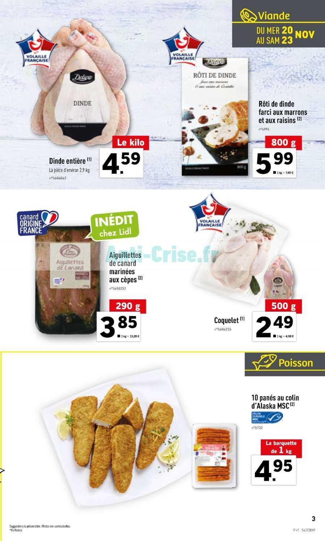 Catalogue Lidl 21 Novembre 2019 : catalogue, novembre, Nouveau, Catalogue, Novembre, Disponible!, Nouvelles, Promos