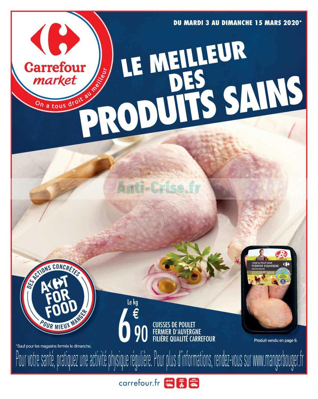 Catalogue Carrefour Market Anti Crise : catalogue, carrefour, market, crise, CARREFOUR, MARKET, Nouveau, Catalogue, Disponible!, Manquez, Réductions, Catalogue.