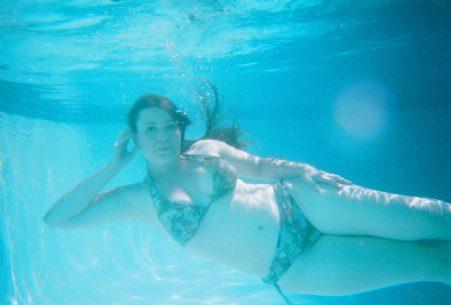 Julie Underwater
