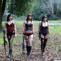 Guns & Girls: Liza, Nicole, Chrissy