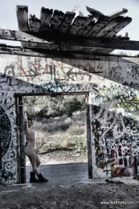 Broken doorways