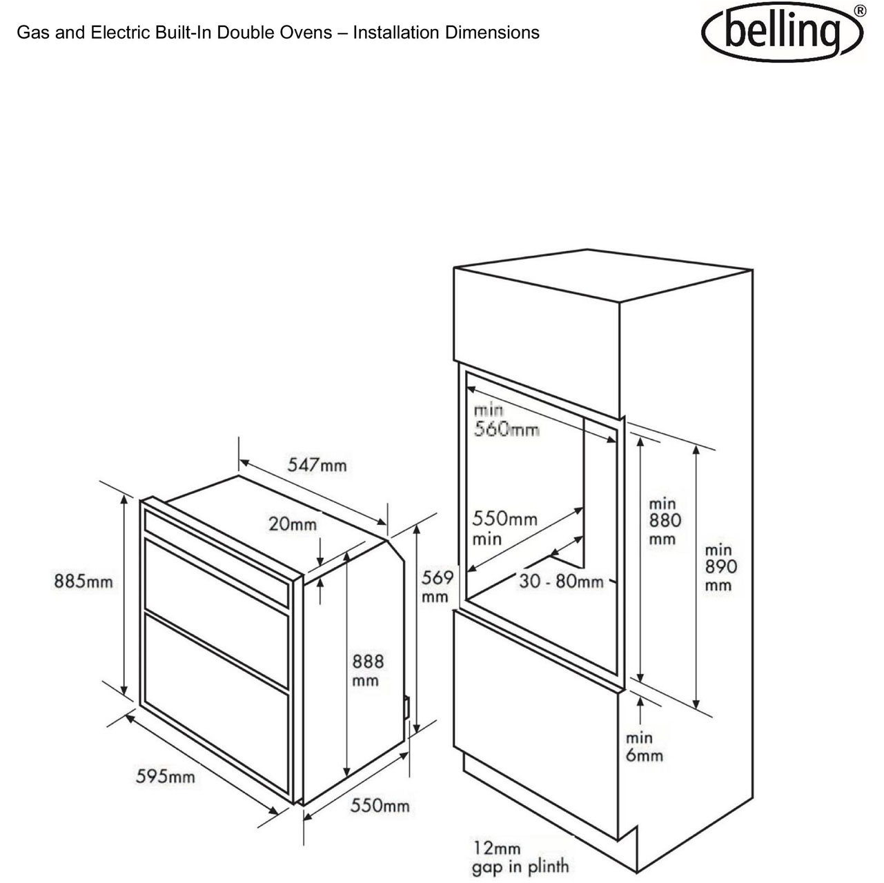 Wiring Stoves Oven