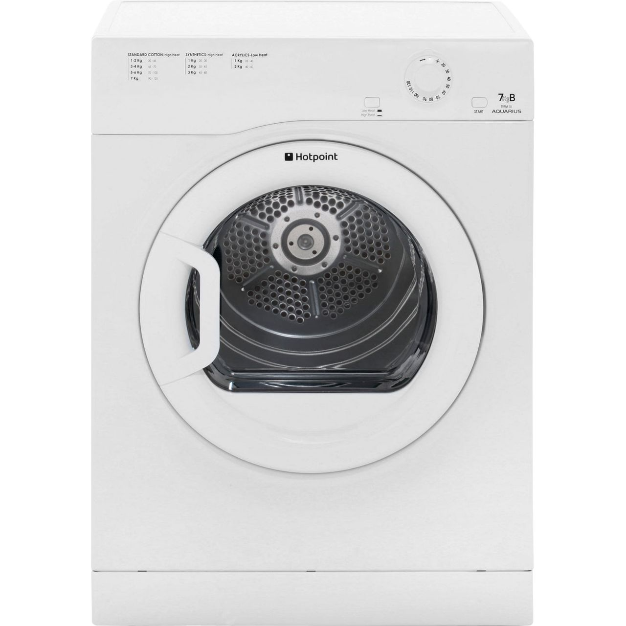 hight resolution of clothes ao customer reviews vented white b rated our site uses cookies give you best hotpoint aquarius tumble dryer repair manual experience