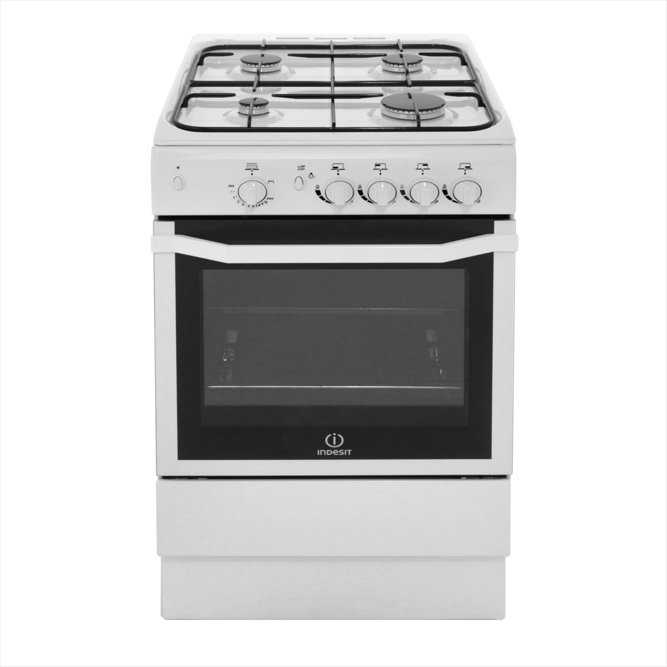 Cucina A Gas Wolf Indesit I5ggw Gas Cooker White A Rated