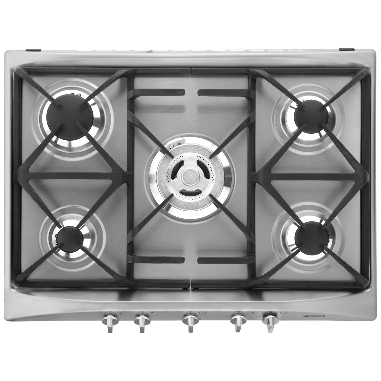 Buy cheap Smeg stainless steel gas hob  compare Hobs