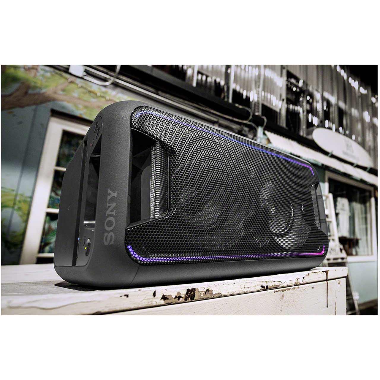 Sony GTKXB5B.CEK Compact High Power One Box Music System with Lighting Effects 4548736036338 | eBay