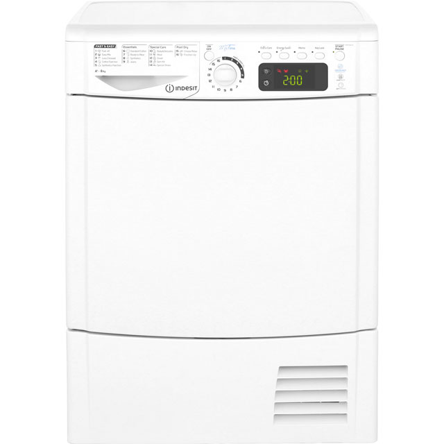 Indesit EDPE845A1ECO My Time 8Kg Heat Pump Condenser