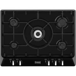 Top Rated Kitchen Stoves Outdoor Summer Ideas Best Gas 5 Burner Hobs Buy Ao Com Logo Richmond700gh 68cm Hob