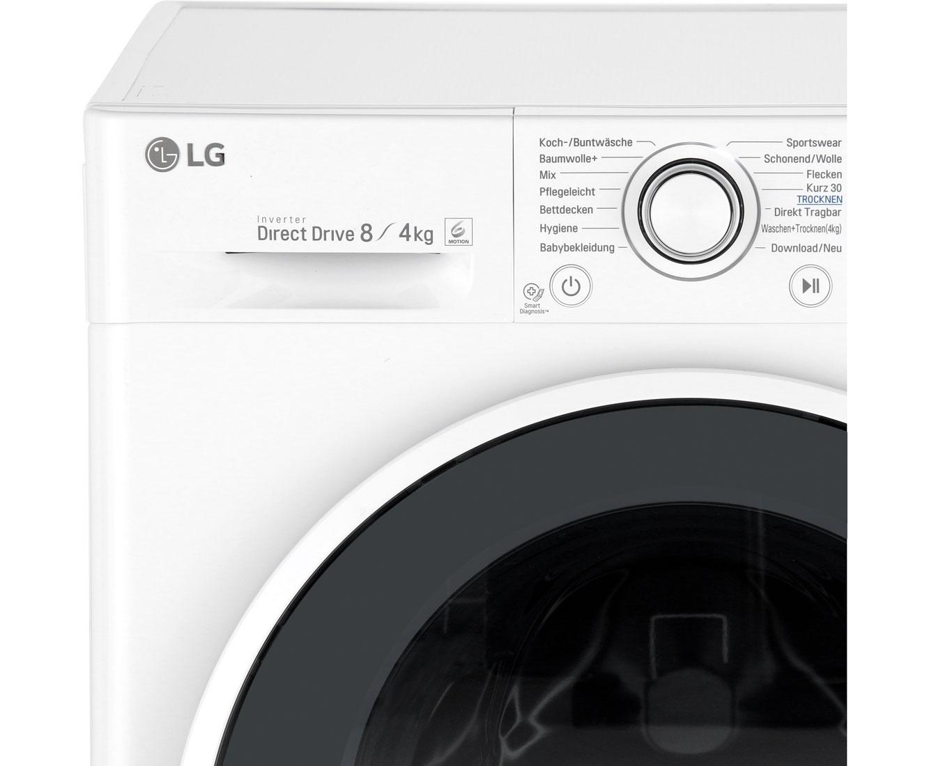 Gallery of lg waschtrockner mit 6 motion direct drive technologie 7