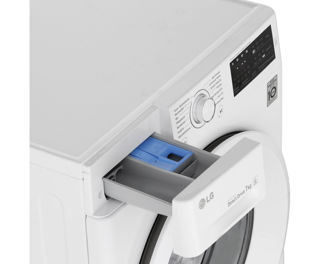 Lg F 14Wm 7Ln0 Waschmaschine 7 Kg, 1400 U/Min, A+++