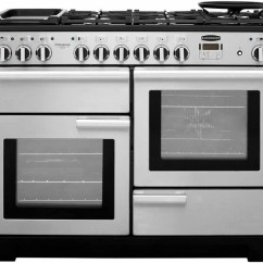 Top Rated Kitchen Stoves Composite Sink Rangemaster Range Cookers Refrigeration Built In Ao Com Pdl110dffss C Ss Dual Fuel Cooker Stainless Steel