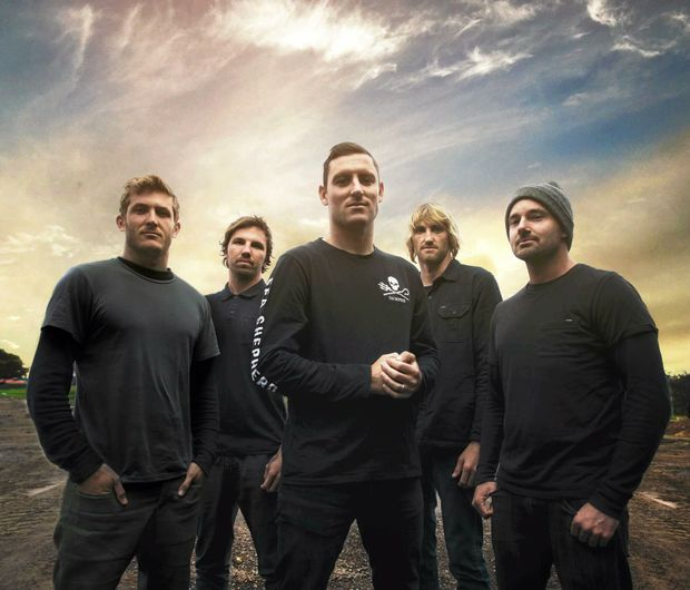 Parkway Drive release new music. Photo Contributed