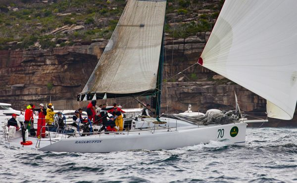 Ragamuffin And Syd Fischer Star Attractions In Yacht Race