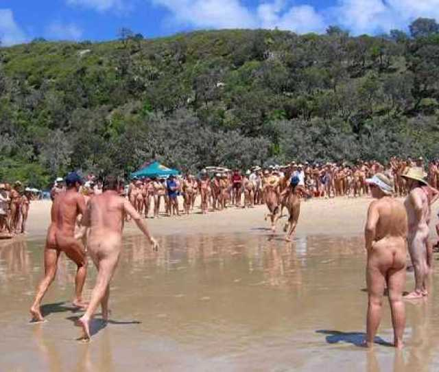 Nude Beach Support