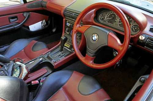 small resolution of chris o dempsey s 1998 bmw z3