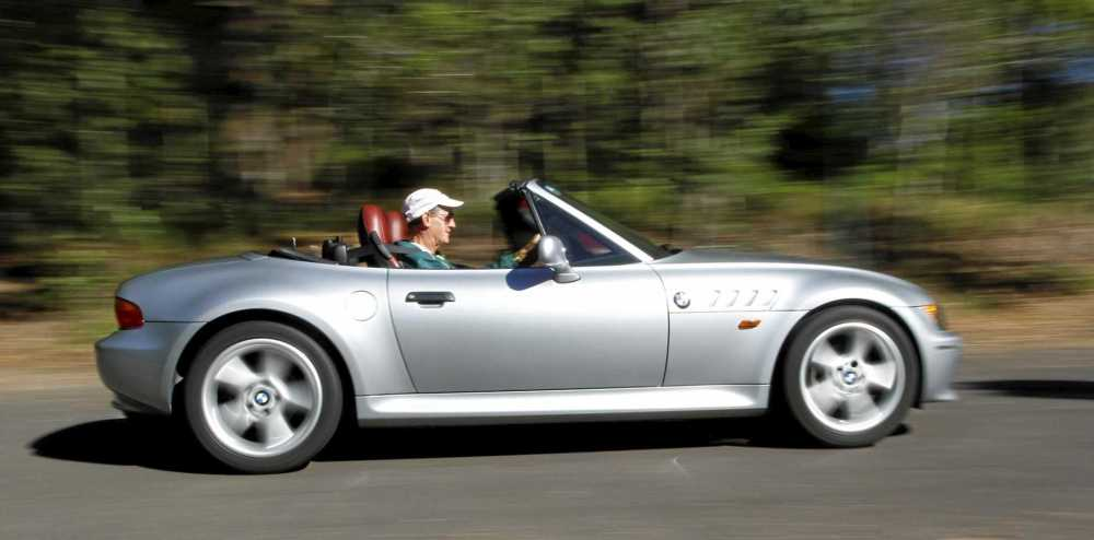 medium resolution of 1998 bmw z3 a prized member of the family