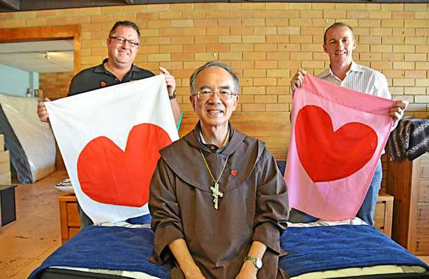 Lismore Bi Gregory Homeming Centre With David Martin From Instyle Sleep Left