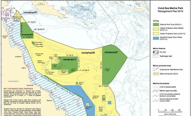 New zones cut protected areas   Daily Mercury