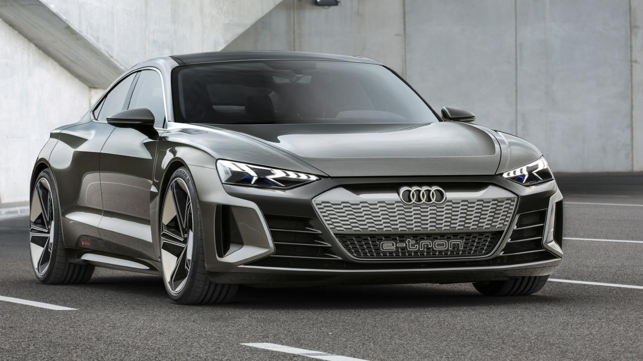 New Audi e-tron GT to tackle Tesla Model S in 2021 | Daily Mercury