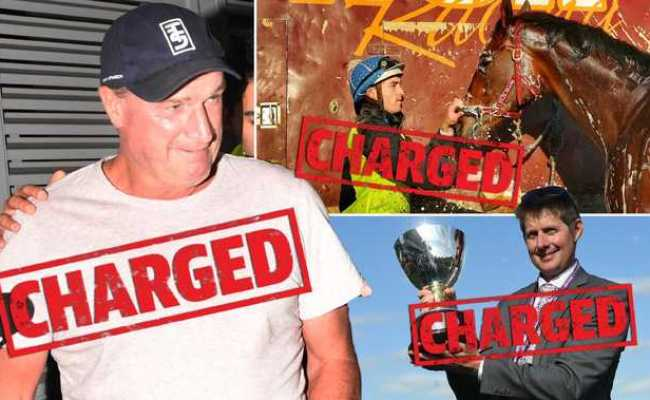 Weir S Horses Scratched After Animal Cruelty Charges