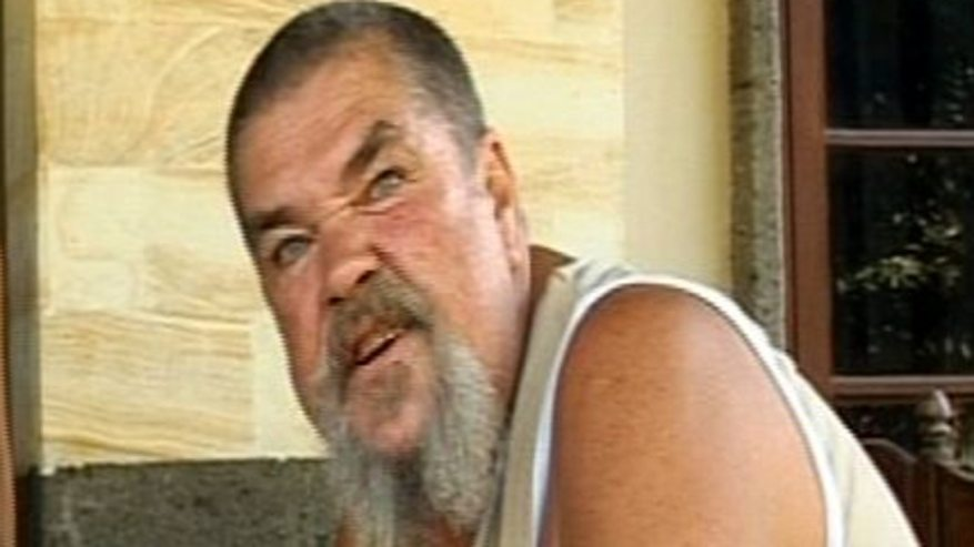 Mick Corby, père de Schapelle Corby, dans l'image fixe du film documentaire télévisé «Schapelle Corby: The Hidden Truth».  Image: fourni