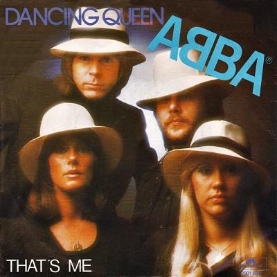 The evening of Sinterklaas Day 1976  ABBAs Dancing Queen