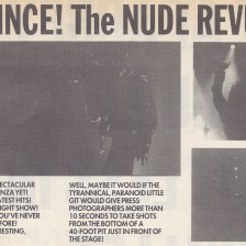 Prince - Nude Tour - London review Melody Maker 06/30/1990 (3) (apoplife.nl)