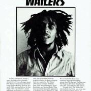 Bob Marley And The Wailers - Tour programme London 1975 (page 3) (issuu.com)