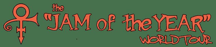 Jam Of The Year Tour (princevault.com)