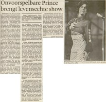 Prince - Lovesexy Tour - Leeuwarder Courant 18-08-1988 (apoplife.nl)