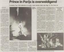 Prince - Lovesexy Tour - Het Vrije Volk 14-07-1988 (apoplife.nl)