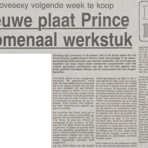 Prince - Lovesexy recensie - Limburgs Dagblad 06-05-1988 (apoplife.nl)