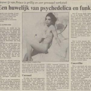Prince - Lovesexy recensie - NRC 04-05-1988 (apoplife.nl)