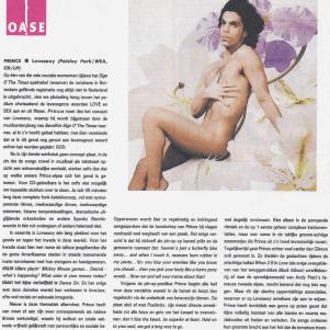 Prince - Lovesexy recensie - OOR 10 21-05-1988 (apoplife.nl)