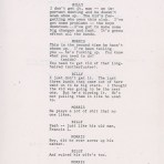 Purple Rain - Movie draft (pagina ..) (icollector.com)