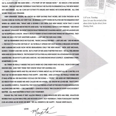 Mayte fax naar Controversy magazine 01-06-1993 - pagina 2 (Controversy magazine)